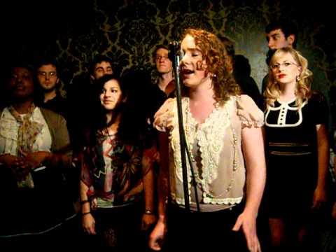 'Hosanna (Let The Weak Say)' - Sarah Pickering & University of Nottingham Revival Gospel Choir