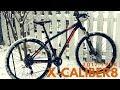 Trek X Caliber 8 Mountain Bike G2 Geometry In Southern Snow mp3
