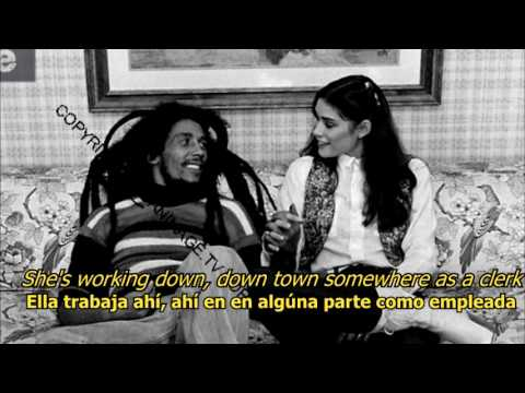 She used to call me Dada - Bob Marley (LYRICS/LETRA) (Reggae)