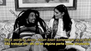 She used to call me Dada - Bob Marley (LYRICS/LETRA) (Reggae)