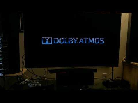 POLK Speakers & Dolby Atmos Test