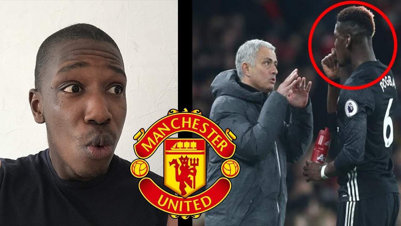 MOURINHO VIRÉ DE MAN UNITED ! ZIDANE LE REMPLACE?! MA REACTION