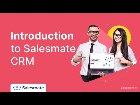Introduction to Salesmate CRM