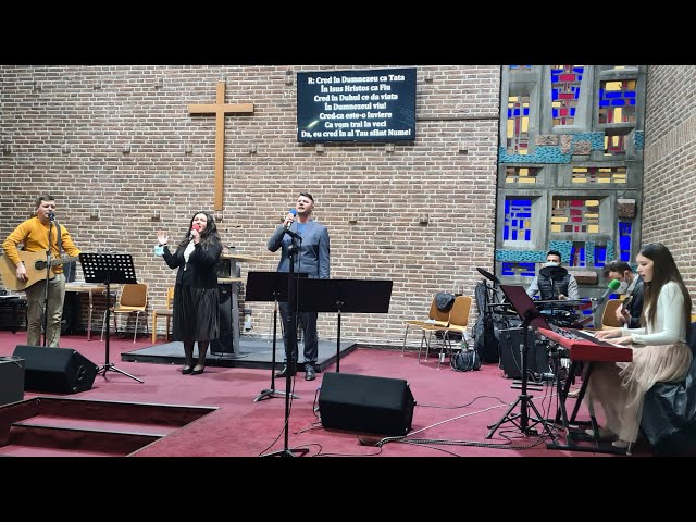 Program Biserica Elim Frankfurt