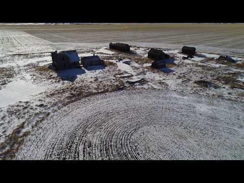 Moore, MT Abandoned Farm 21NOV2017 (Vigilante Drones)