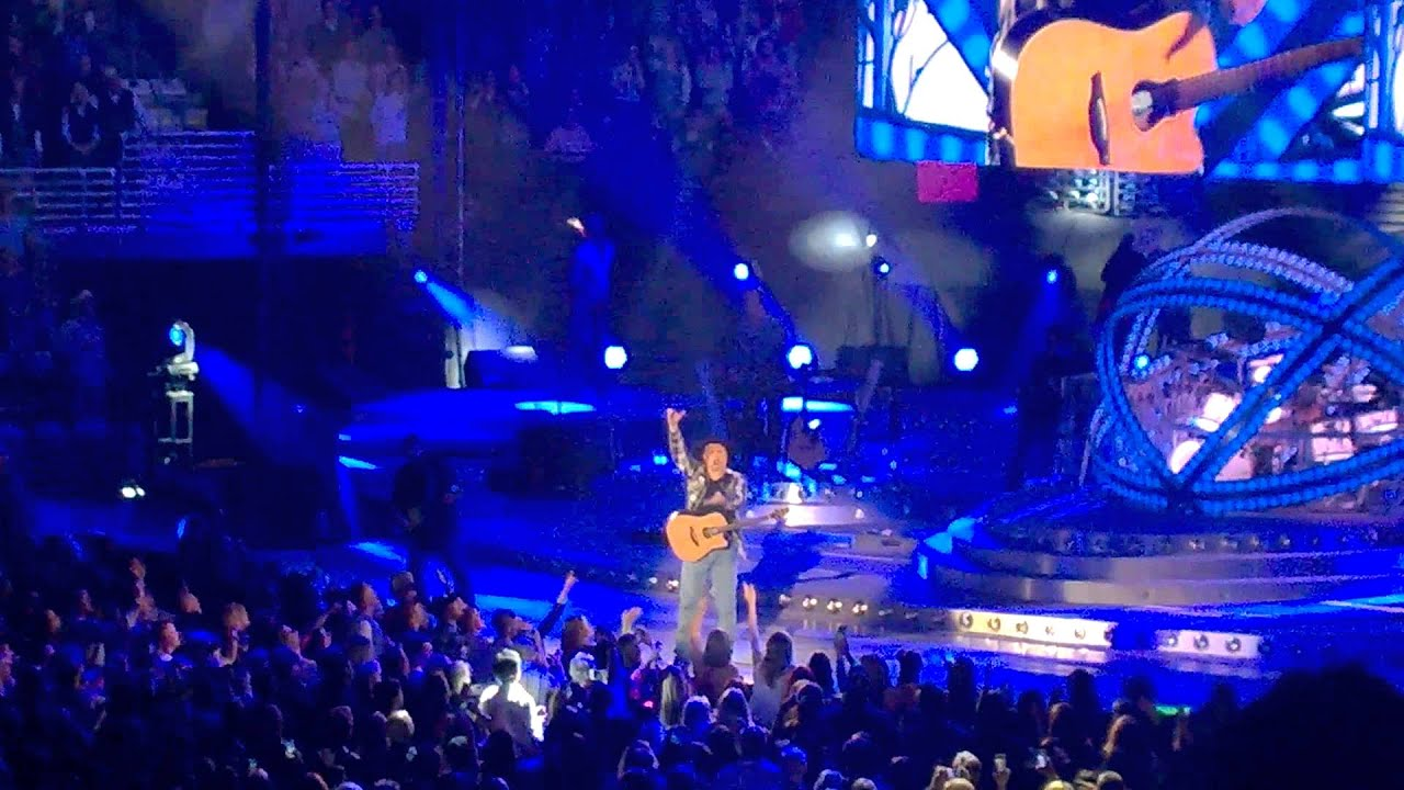 Garth Brooks Tour Denver