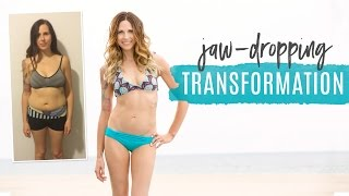 You Have To See This! Heather's Tone It Up Nutrition Plan Transformation Will Seriously Motivate You