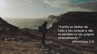 Versículo do Dia | Provérbios 3:5 | IPP TV