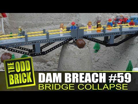LEGO Dam Breach #59