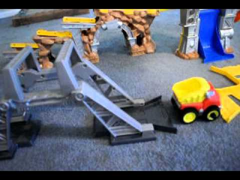 tonka chuck and friends track instructions