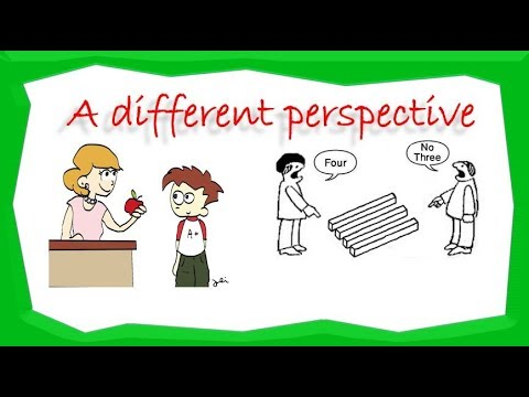 Bedtime stories for children |A different perspective| Stories for kids in english |