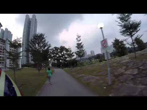 A Ride From Toa Payoh To Sengkang, Singapore