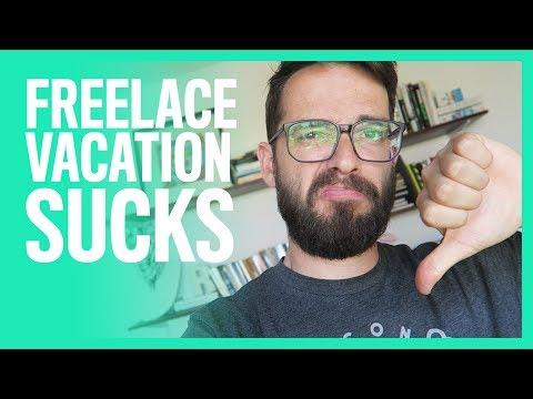 Freelancer's Vacation SUCKS