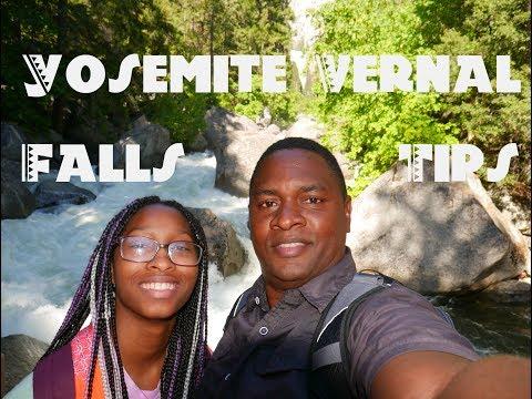 Yosemite Travel Series- Vernal Falls Hike Tips, Mist Trail