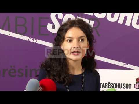 Report TV - Spiropali:Ftoj të gjithë të rinjtë e Partisë Socialiste që të bëhen pjesë e procesit