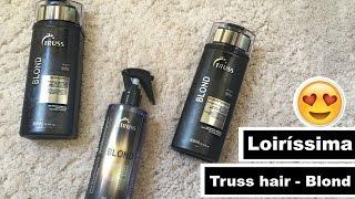 TRUSS HAIR BLOND ❤️