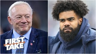 Cowboys should trade Zeke if they don't pay him – Max Kellerman | First Take
