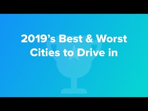 Rachel Lutzker - REVEALED: Best and Worst Cities for Drivers