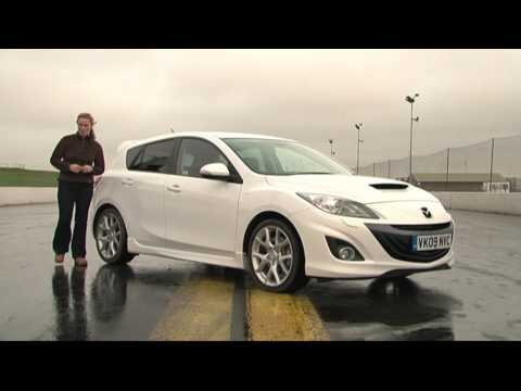 mazda mps top gear