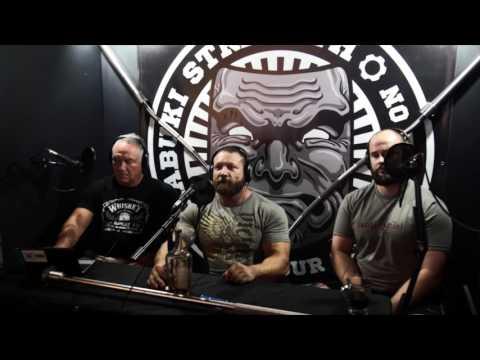 Strength Chat Podcast #1 - Jeff Halevy