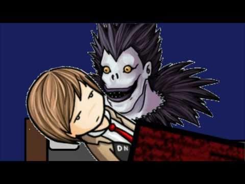 Desu Noto Death Note Parody Christmas Special 2010