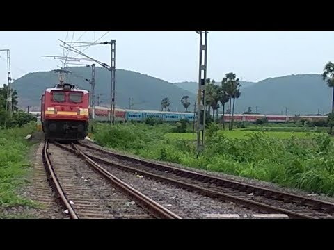Vijayawada Junction - Guntur Junction Trains | Indian Railways