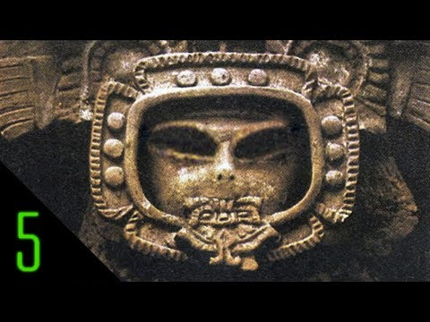 5 Ancient Pictures of Aliens