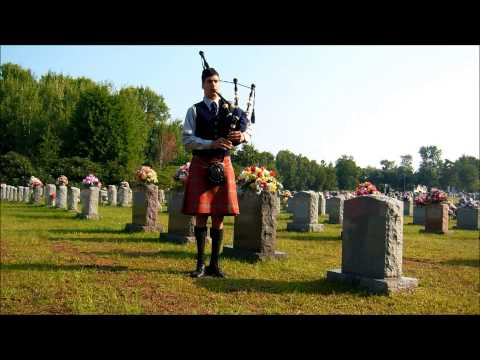 Amazing Grace Bagpipes