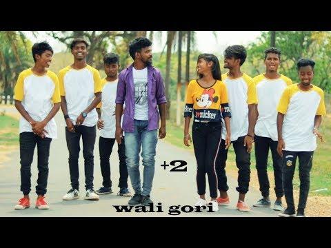 Singer-Mr.Kumar Pritam New Nagpuri Video +2 Wali Gori 2019 HD 1080p