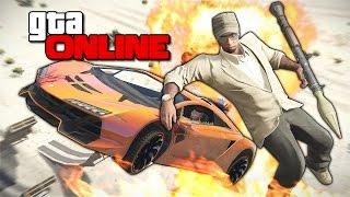 GTA 5 Online (PC) - Взрывай и убивай! #138