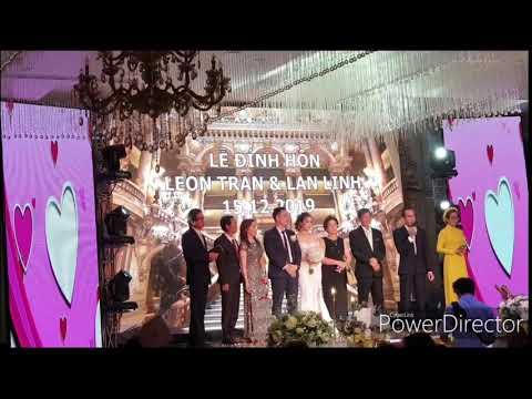 Lễ Đính hôn Việt kiều Mỹ tại Nhà Hàng CÁT TƯỜNG GARDEN Biên Hòa, Đồng Nai Việt Nam | Phương Lê TV