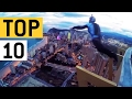Top 10 Ways To Fly || JukinVideo Top Ten