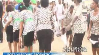 Port Harcourt Prophetic Invasion, Lion of Judah, Day 2 LIVE
