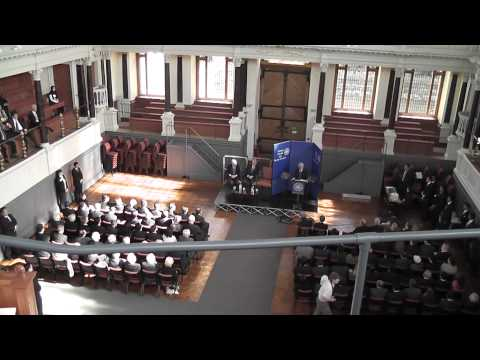 PM's Lecture in Oxford University - 16 may 2011