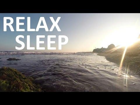 Relaxing Sounds of Waves , Ocean Sounds  Sleep Sounds