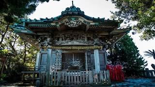 大瀬崎・大瀬神社の彫刻 thumbnail