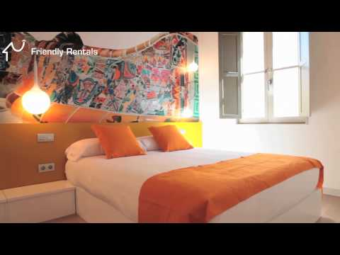 The PTF Parc Guell Apartment in Barcelona from Friendly Rentals