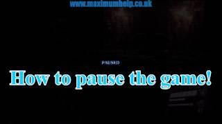 [LINK] How To Pause The Game Resident Evil 6 Campaign & The Mercenaries RE6 Walkthrough Tips