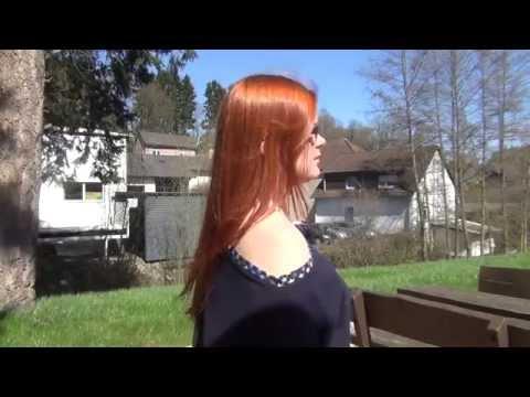 Haare farben mit henna anwendung