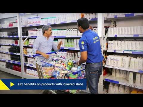 GST Benefits at METRO Wholesale!
