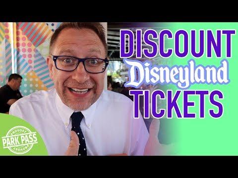 How To Get DISCOUNT DISNEYLAND TICKETS