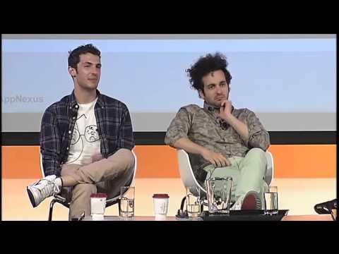 Rap Genius @ AppNexus: Fireside chat with Ilan Zechory & Tom Lehman