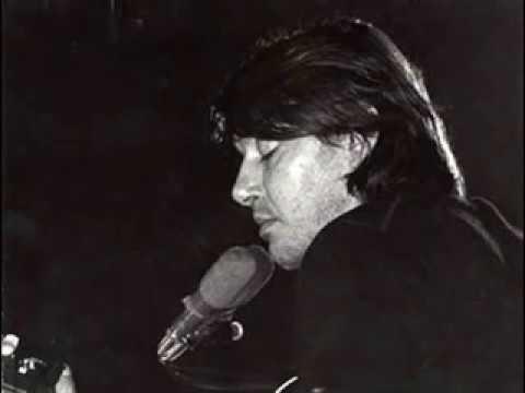 Fabrizio De Andrè - Canzone dell'amore perduto