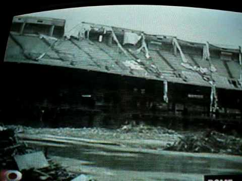 Imploading the RCA Dome live from the inside