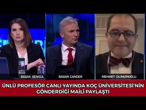 Prof Dr Mehmet ÇİLİNGİROĞLU'nun çıldırdığı anlar. Ermeniler, Yahudilerden örnek alalım.