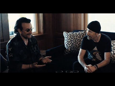 U2 Talk About Their First Time on the Radio and Their Love of 'The Simpsons' [EXCLUSIVE]