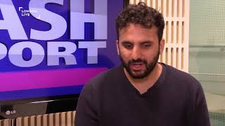 Nish Kumar talks The Mash Report and how he escapes the news | London Live