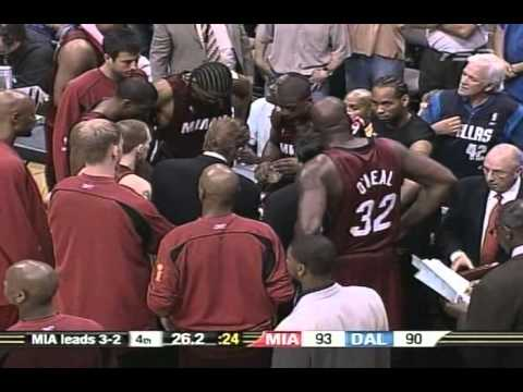 2006 NBA Finals | Dallas Mavericks - Miami Heat | Game 6