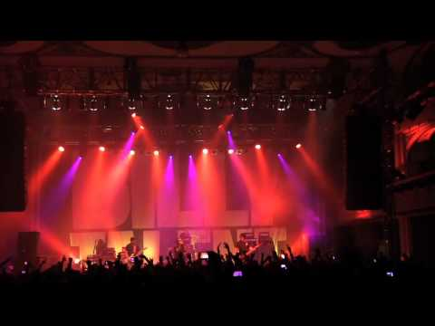 Billy Talent - Rusted From the Rain Live in Prague