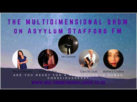 Multidimensional Show - Guest Interview on Asylum Radio